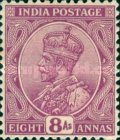 [King George V, 1865-1936 - Stamps of 1911-1926 with New Watermark, type XBE2]