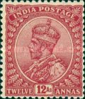 [King George V, 1865-1936 - Stamps of 1911-1926 with New Watermark, Typ XBF1]