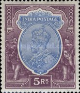 [King George V, 1865-1936, Typ XBG3]