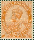 [King George V, 1865-1936 - New Colors, Typ XBH1]