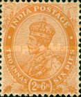 [King George V, 1865-1936 - New Watermark, Typ XBH2]