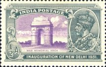 [Inauguration of New Delhi, type XBP]