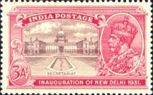 [Inauguration of New Delhi, type XBS]