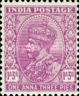 [King George V, 1865-1936, Typ XBV]