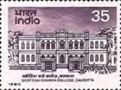 [The 150th Anniversary of Scottish Church College, Calcutta, Typ YK]