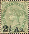 [Queen Victoria, 1819-1901 - No. 41 Surcharged, Typ Z]