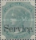 """[Postage Stamps Overprinted """"Service."""", Typ E3]"""