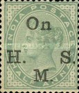 [Postage Stamps Overprinted, Typ J]