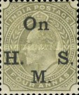 [Postage Stamps Overprinted, type K4]