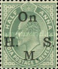 [Postage Stamps Overprinted, type L]