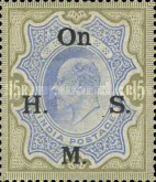 [Postage Stamps Overprinted, type M4]