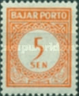[Numeral Stamps - Watermarked, Typ B1]