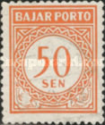 [Numeral Stamps, Typ B15]