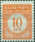 [Numeral Stamps - Watermarked, Typ B2]