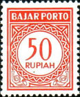 [Numeral Stamps, Typ B23]