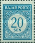 [Numeral Stamps - Watermarked, Typ B3]