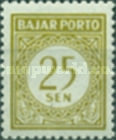 [Numeral Stamps - Watermarked, Typ B4]