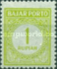 [Numeral Stamps - Watermarked, Typ B6]