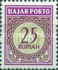 [Numeral Stamps, Typ H6]