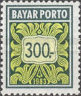 [Numeral Stamps with Floral Ornament - Inscriptrion