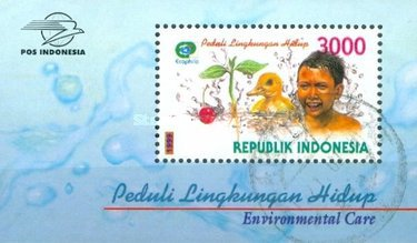 [Environmental Protection - Ecophila Day of the Stamp, type ]