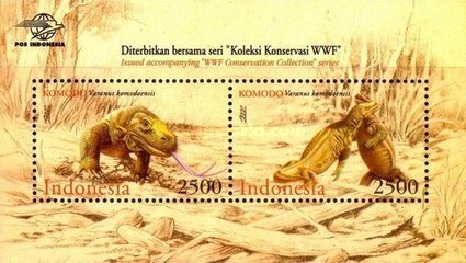 [Endangered Species - The Komodo Dragon, Typ ]