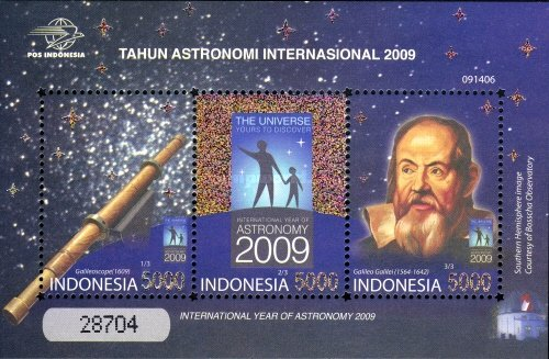 [International Year of Astronomy, Typ ]
