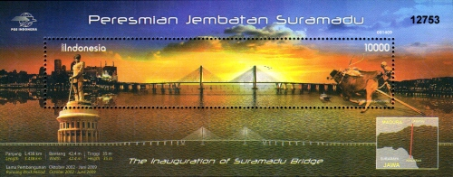 [Inauguration of the Suramadu Bridge, Typ ]