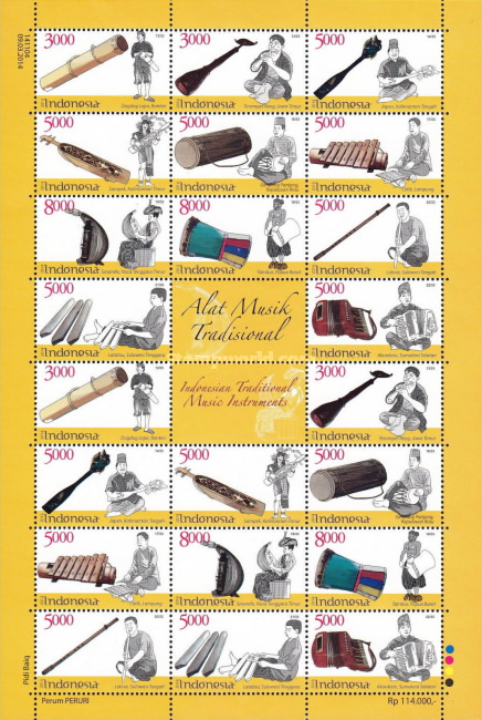 [Traditional Music Instruments, type ]