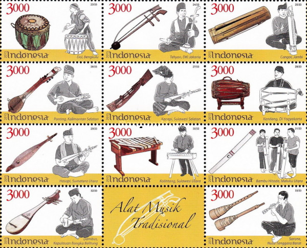 [Traditional Music Instruments, Typ ]