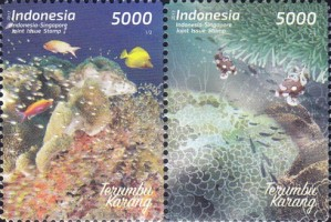 [Marine Life - Joint Issue with Singapore, Typ ]