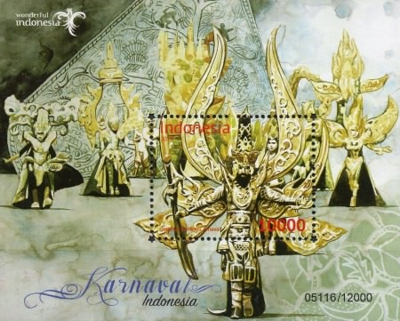 [Carnaval in Indonesia, Typ ]
