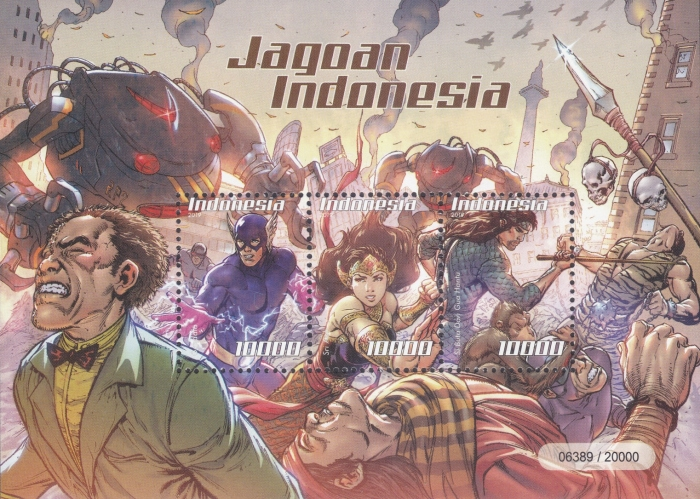 [Indonesian Comic Heroes, type ]