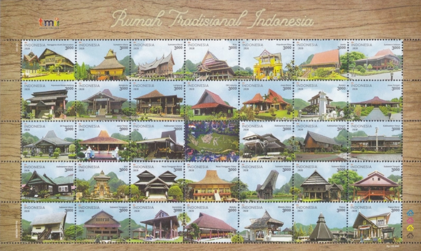 [Traditional Architecture of Indonesia, Typ ]