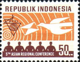 [The 5th Asian Regional Telecommunications Conference, type AAC]