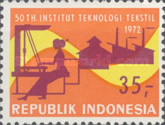 [The 50th Anniversary of Textile Technological Institute, type AAN]
