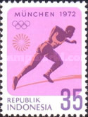 [Olympic Games - Munich, Germany, type AAU]
