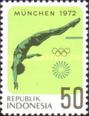 [Olympic Games - Munich, Germany, Typ AAV]