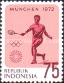 [Olympic Games - Munich, Germany, type AAW]