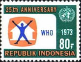 [The 25th Anniversary of W.H.O., Typ ABL]
