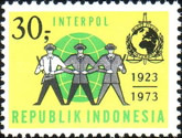 [The 50th Anniversary of Interpol, Typ ABU]