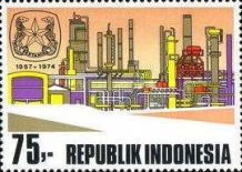 [The 17th Anniversary of Pertamina Oil Complex, Typ AEC]