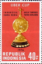 [Indonesian Victory in World Badminton Championships, Typ AFJ]