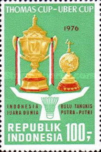 [Indonesian Victory in World Badminton Championships, Typ AFK]