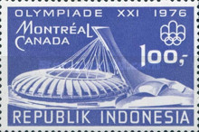 [Olympic Games - Montreal, Canada, Typ AFR]