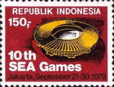 [The 10th South East Asia Games, Jakarta, Typ AJM]