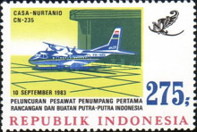 [Indonesian Aircraft, Typ AQE]