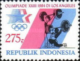 [Olympic Games - Los Angeles, U.S.A., Typ ARK]
