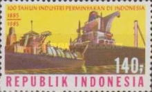 [The 100th Anniversary of Indonesian Oil Industry, Typ ASW]