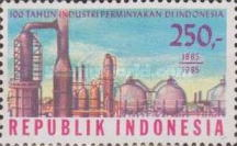 [The 100th Anniversary of Indonesian Oil Industry, Typ ASX]